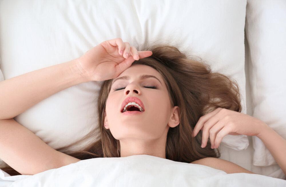 Eestlanna räägib suu puhtaks: mina olengi naine, kes eelistab vibraatorit mehega seksimisele