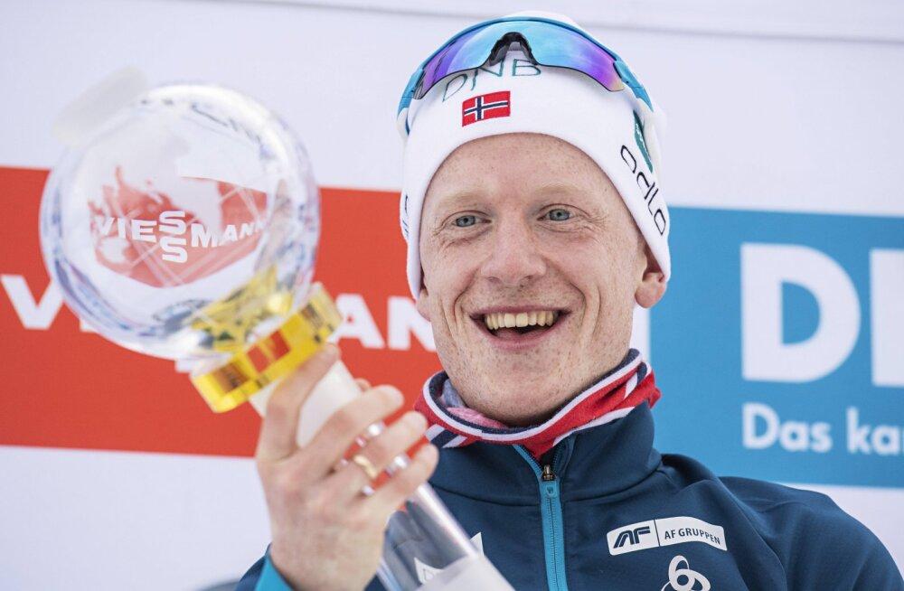 Johannes Thingnes Bö