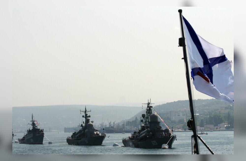 Austraalia jälgib oma põhjaranniku lähistele ilmunud Vene sõjalaevu