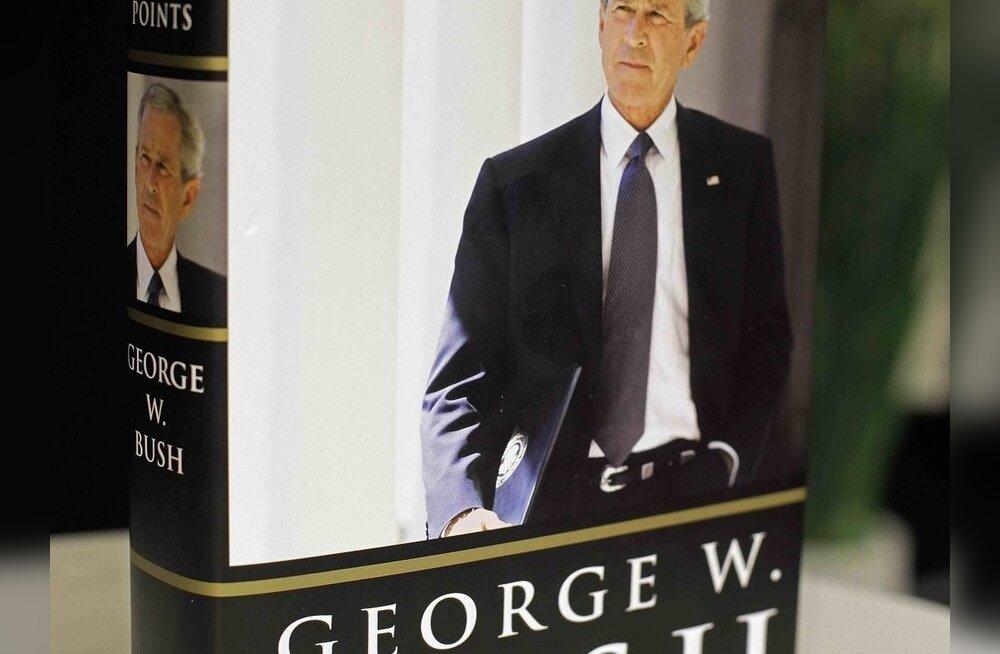 George W. Bush: veega piinamine aitas päästa elusid