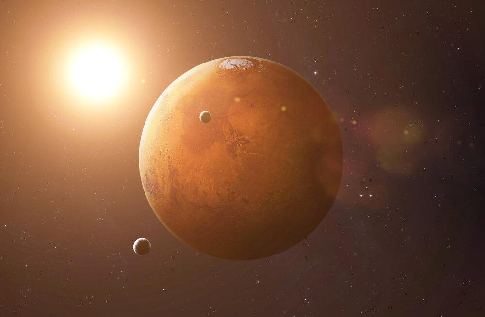 Putin lubab, et Venemaa saadab juba 2019. aastal Marsile missiooni – kas see on võimalik?
