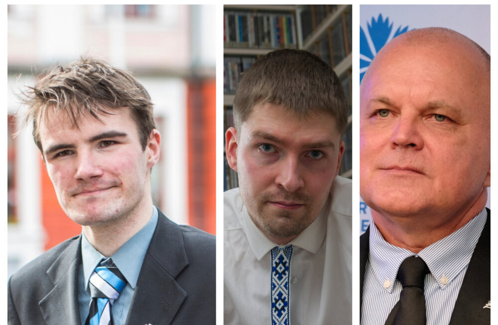 Kes on EKRE valijate lähetatud uued tegelased Eesti parlamendis ja tipp-poliitikas?