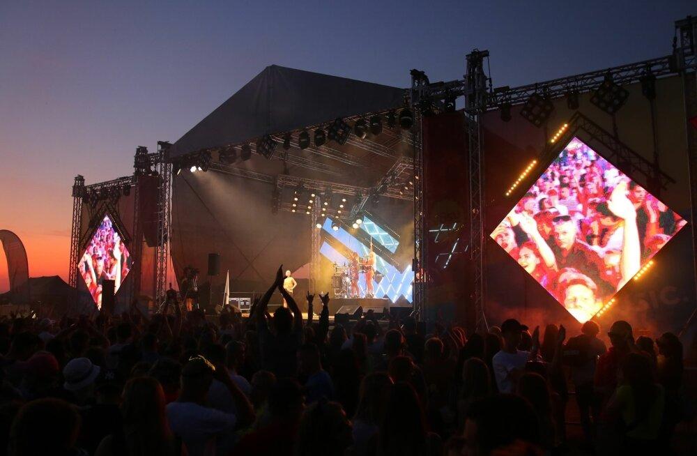 Võsu Rannafest 2019 - reede, esimene päev
