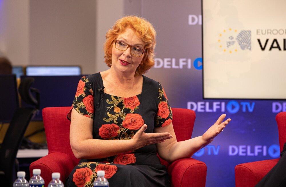 Delfi valimisstuudio Euroopa Parlamendi valimised-1