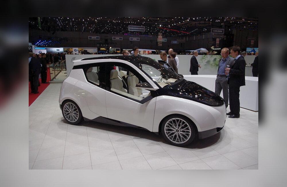 Genfi autonäitus 2014: domineerivad väikeautod