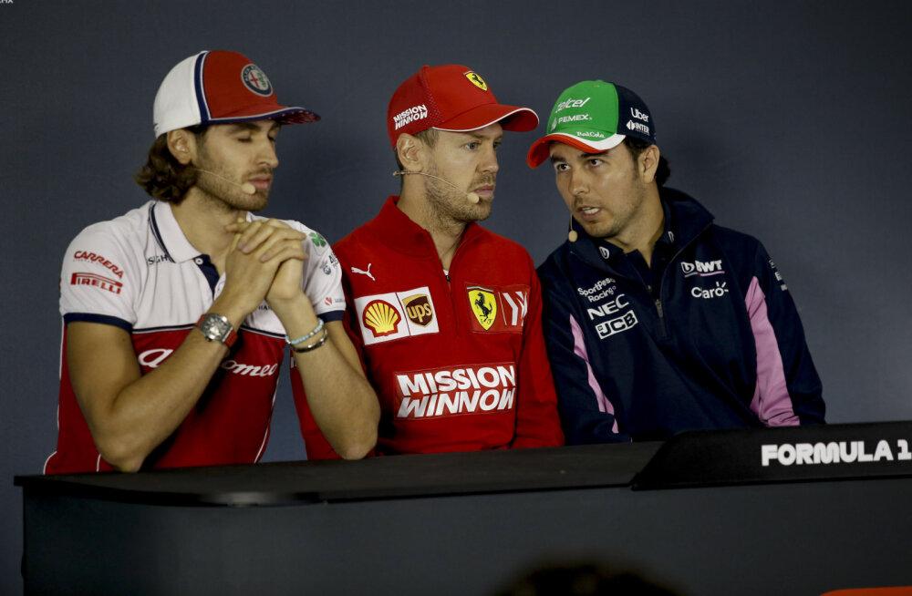 Vormel 1 sõitja: Sebastian Vettel lõpetab ilmselt karjääri