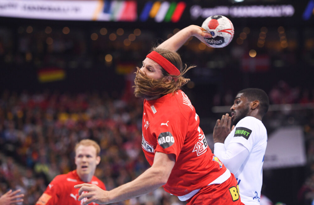 Taani käsipallur Mikkel Hansen