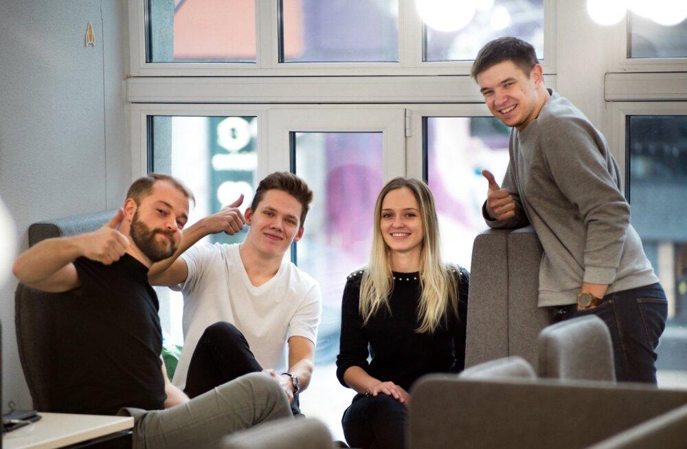 Eesti haridus-startup 99math