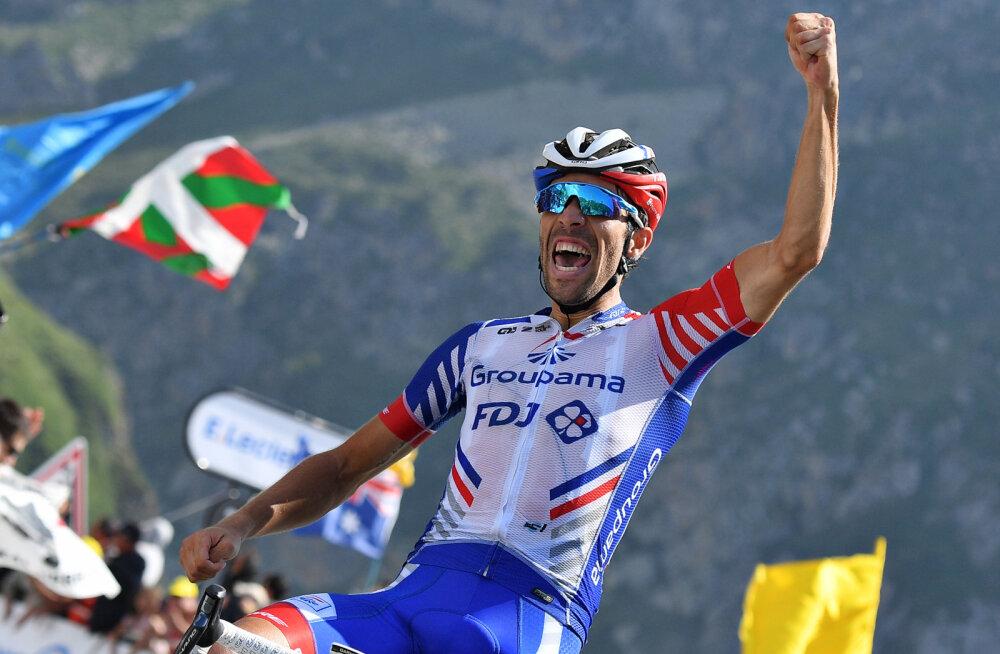 ÜLEVAADE | Emotsionaalne prantslane, mägedepojast tulevikutäht ja külm tiitlikaitsja: kelle šansid Tour de France'i võita on parimad?