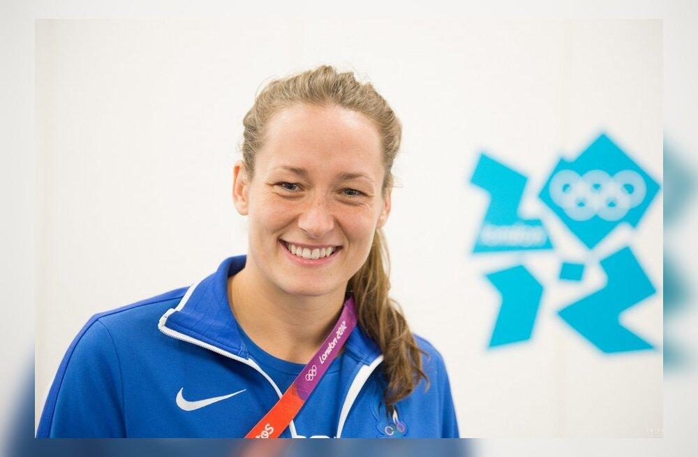 Triin Aljand noppis Eesti karikavõistlustel kaks esikohta