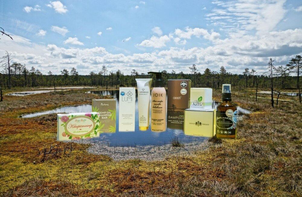Натуральная косметика по-эстонски: болотный тоник, васильковый крем и маска из ила