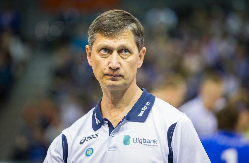 Andrei Ojamets: eesmärk on jõuda vähemalt poolfinaali