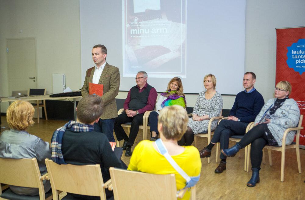 MEIE MAA | Laulu- ja tantsupeole tahab 39 Saaremaa gruppi