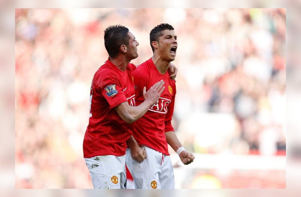b9cf5b5247f Moyes tahab Ronaldo tagasi Unitedisse tuua - Sport