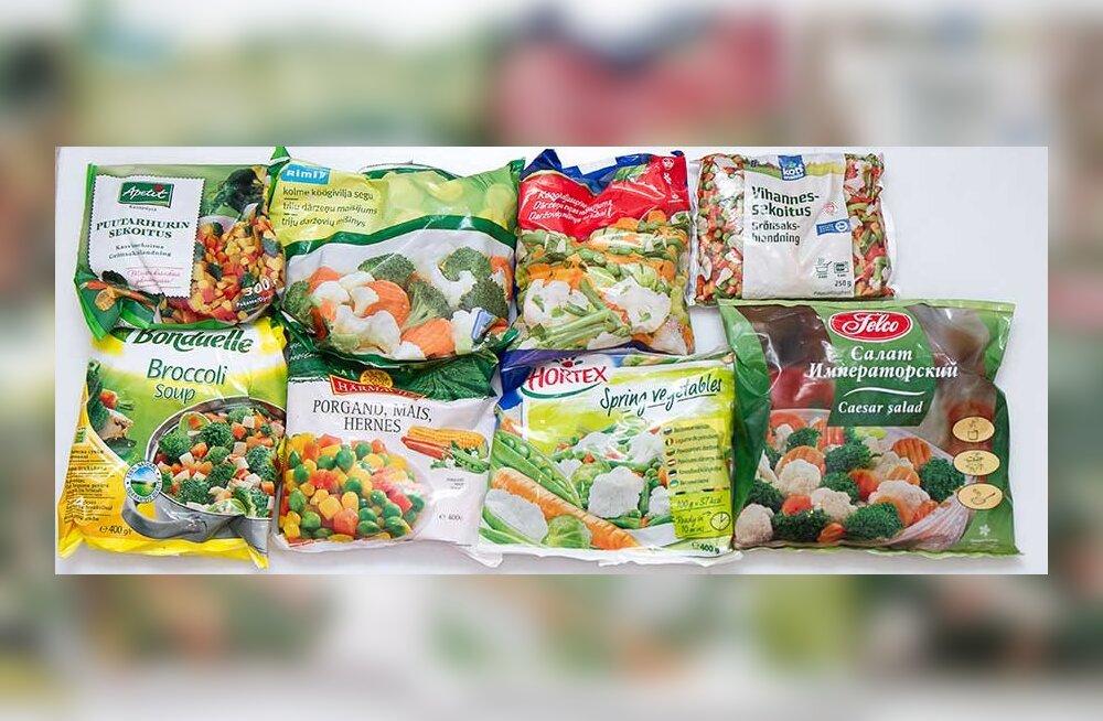 Что прячется в пакетиках с наборами замороженных овощей и как выбрать хорошую смесь