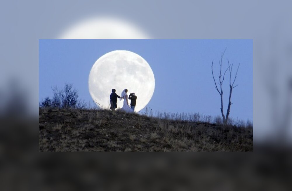 Kuu faasid mõjutavad meie energiataset ja armuelu