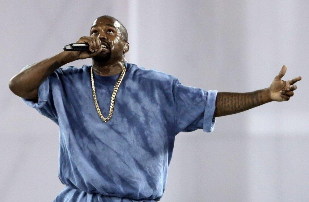 Kanye West teeb poliitikaga lõpparve: mind kasutati ära!