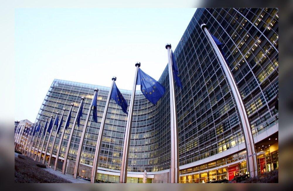BRÜSSEL . EUROOPA KOMISJONI MAJA