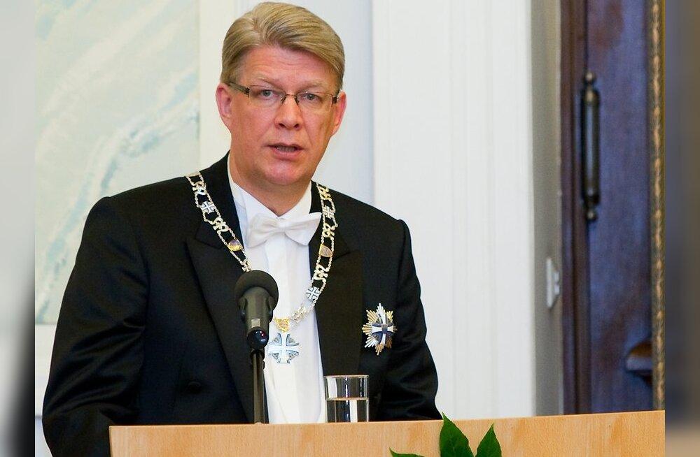 """""""В случае опасности за сотую долю секунды мир убедился бы в единстве Балтии"""""""