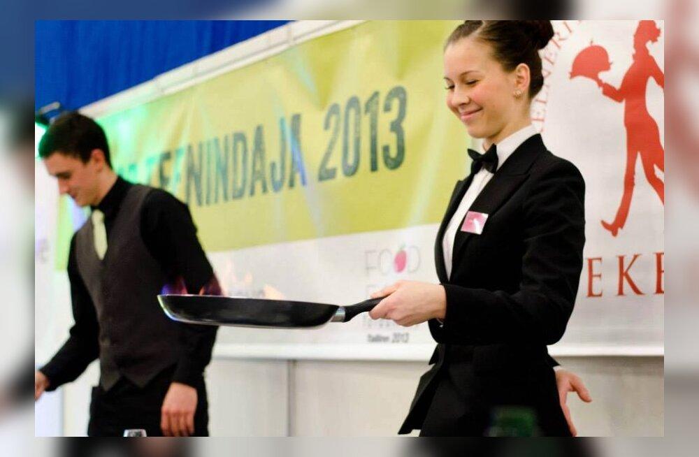 Hilton hotellis praktikal käinud kutseõppur: tublimatel on võimalus juba kooli ajal ennast välismaal täiendada