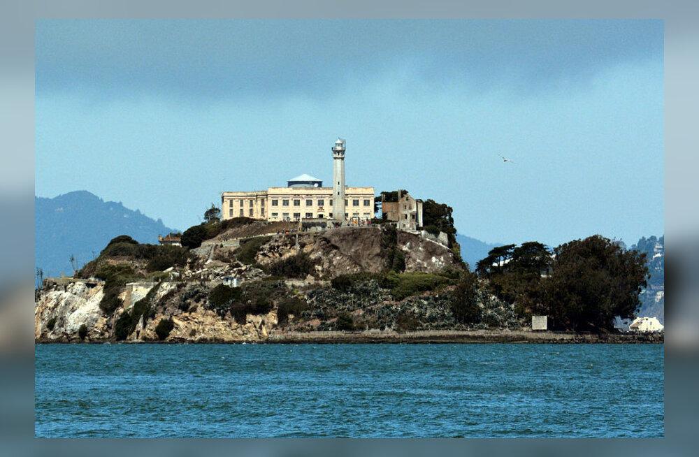 Alcatraz. Foto: D Ramey Logan / Wikimedia commons