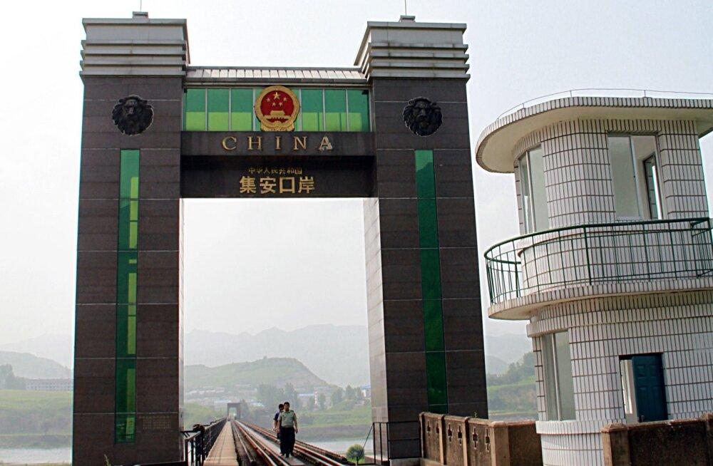 Hiinal on rekordpalju naabreid: kas tead kõiki 16 riiki, kellega hiinlased maismaapiiri jagavad?