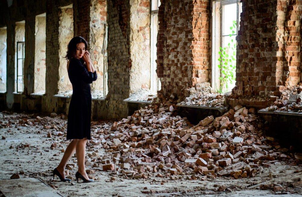 Lugeja jagab kasulikku suhtenõu: müüri võib ju laduda, aga kui vundament logiseb, siis kokku kukub ta niikuinii