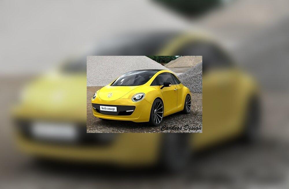 2012 Volkswagen Beetle Concept 1
