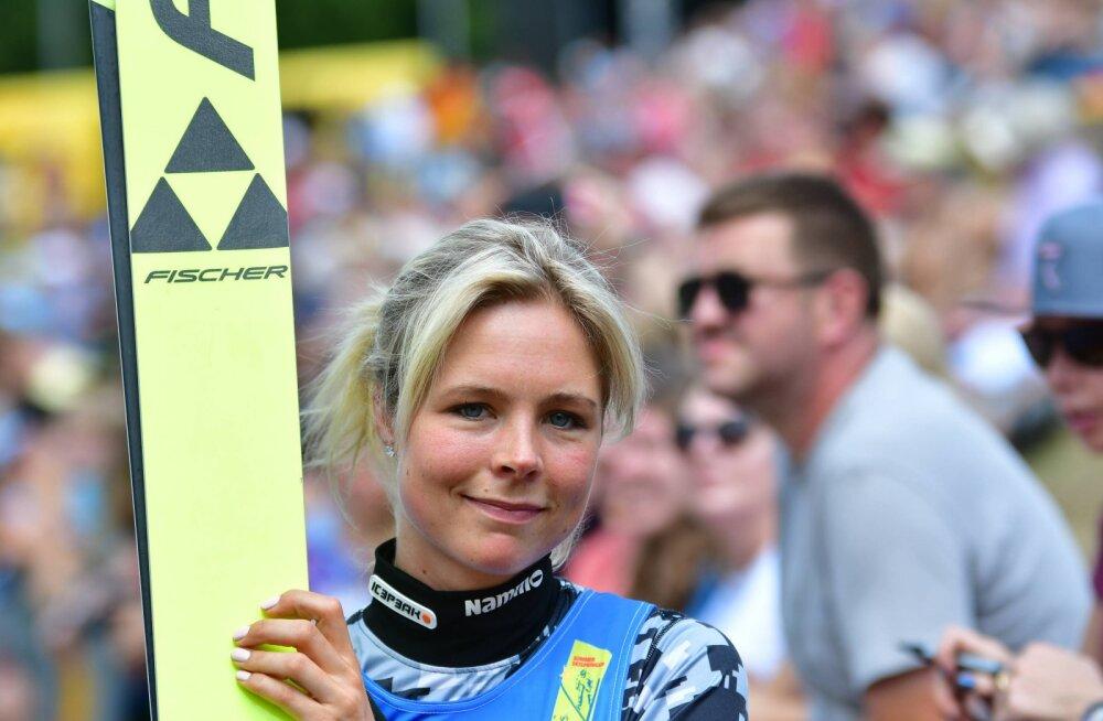 Norralannast olümpiavõitja elas üle raske kukkumise