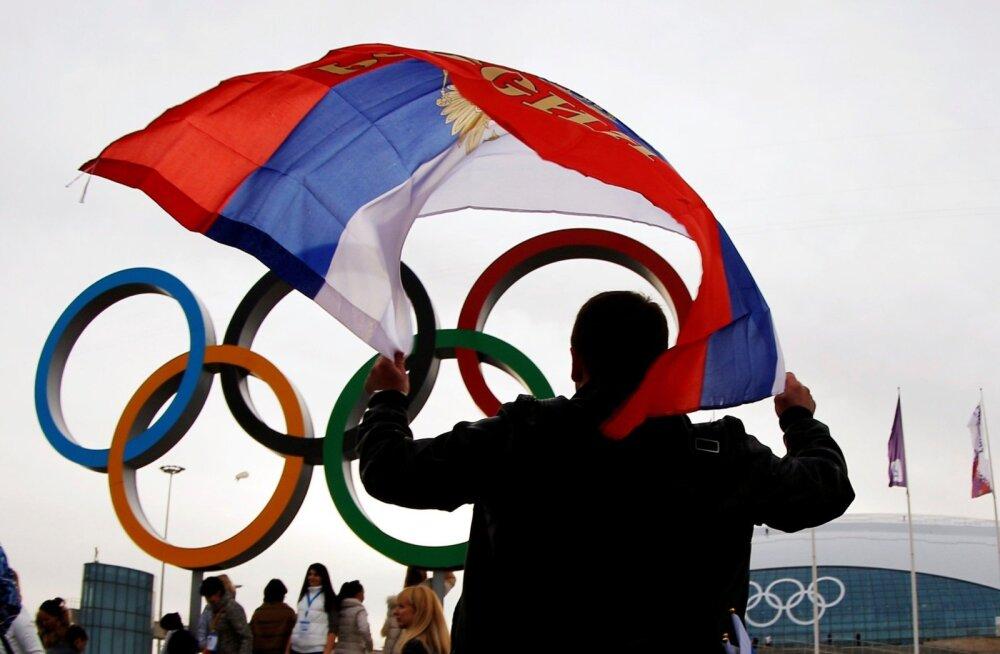 Venemaa sportlased saavad endiselt võistelda kõikjal, ka olümpiamängudel.