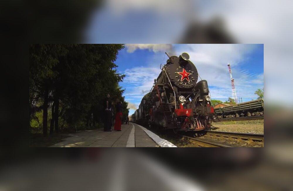 Николаевский экспресс: в Карелии запустили туристический ретропоезд