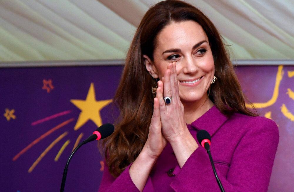 TOTAALNE MUUTUMINE | Hertsoginna Kate oli varem alati väga närvis, nüüd on aga enesekindlus ise
