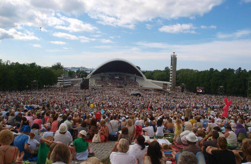 Laulupeole saabuvad Saksa kooripoisid: eesti laulud on rõõmsad, elegantsed ja kiired