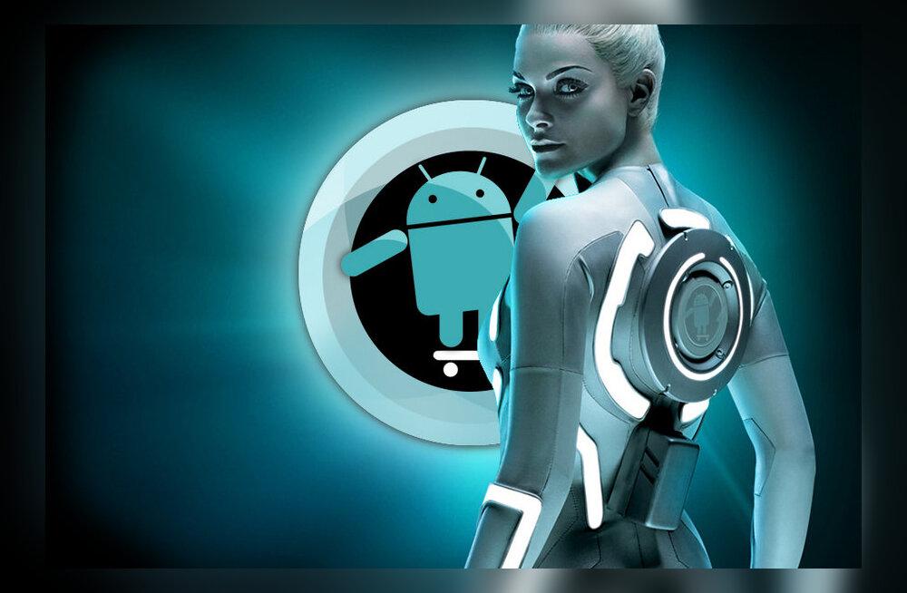CyanogenMod: isegi parem kui tavaline Android!