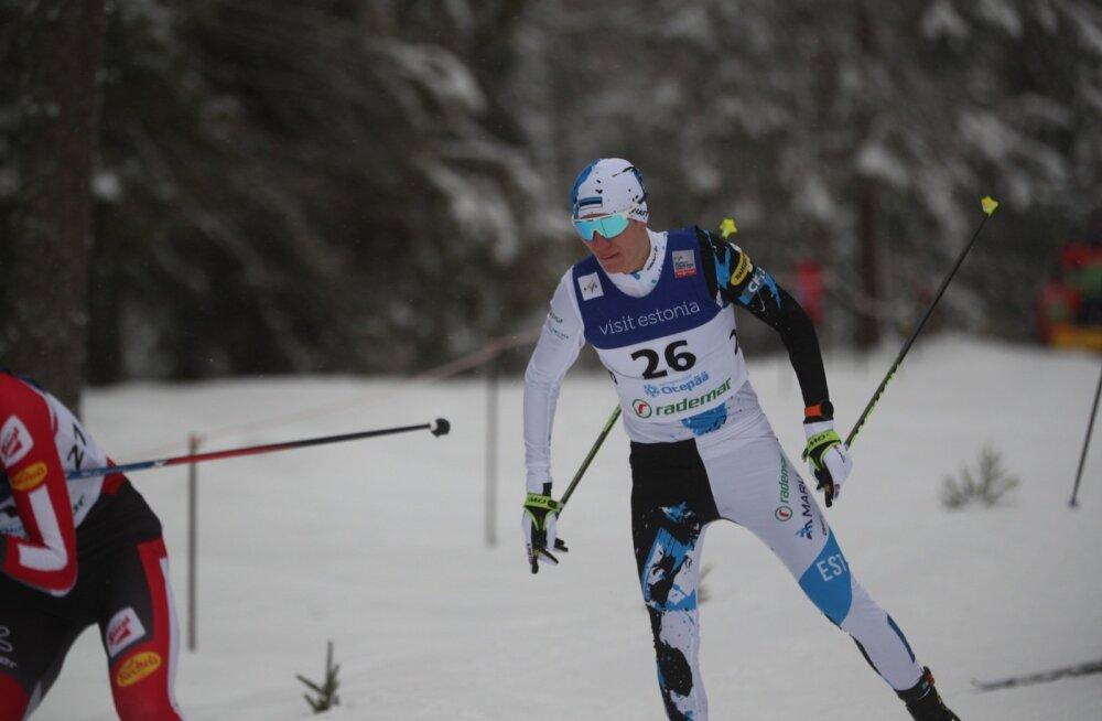 DELFI OTEPÄÄL | Kristjan Ilves: võistlus ei pannud naeratama, aga ma vähemalt sõitsin, mitte ei kulgenud