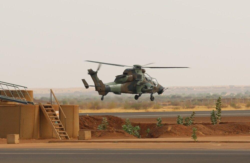 Eestlaste baas Malis