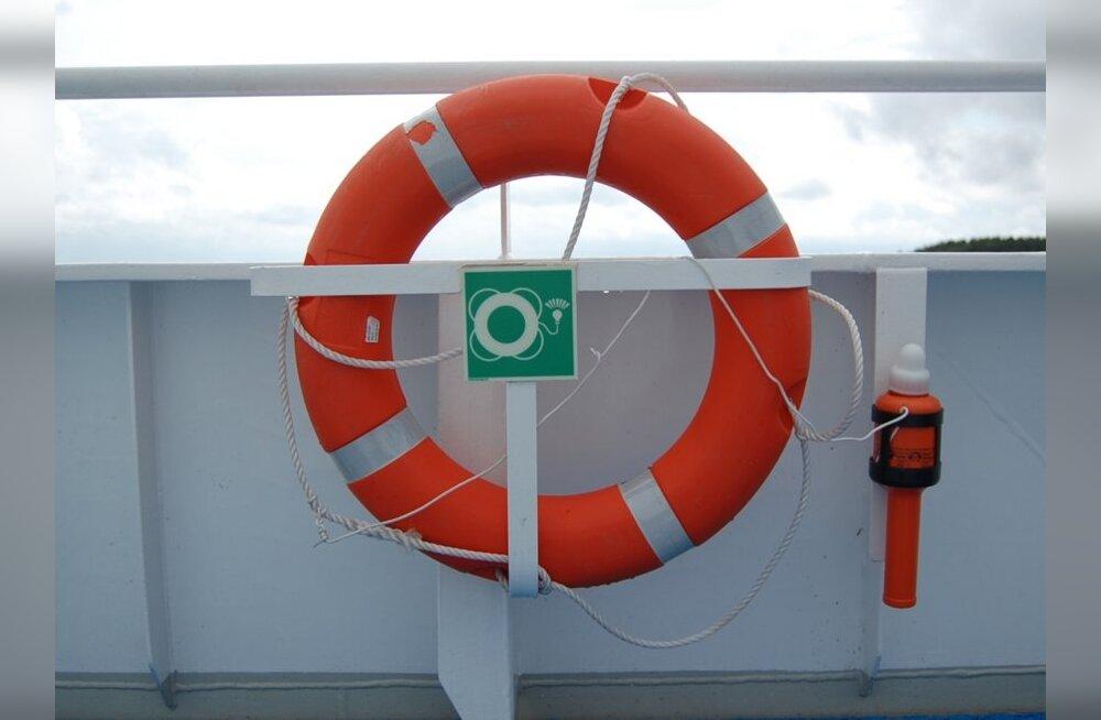 Allveearheoloog: taksopargi laevahuku põhjuseks oli inimeste paiknemine