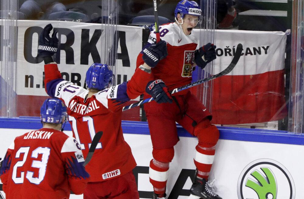 VIDEO   Slovakkiat lahutas suurest võidust 10 sekundit, kuid Tšehhi võttis lisaajal oma