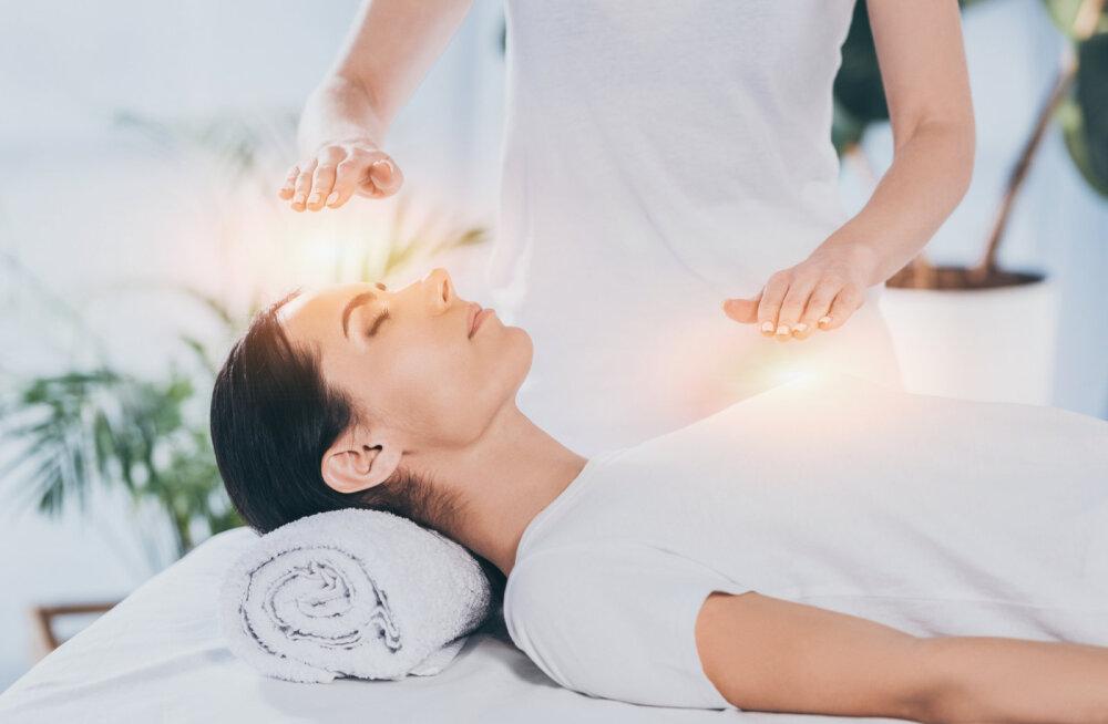 Tervendaja õpetab kasutama eluenergiat ehk <em>chi</em> väge