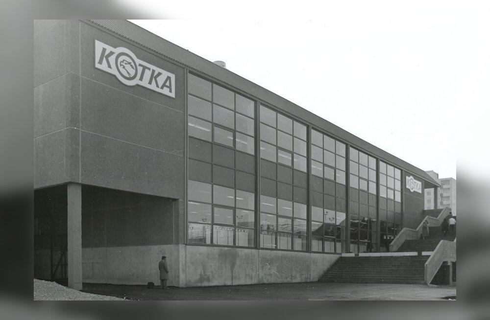Kotka pood – Nõukogude Liidu esimene supermarket?
