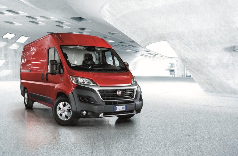 Pärnu Fiati esindus pakub nüüd ka sõidukite remondi- ja hooldusteenuseid