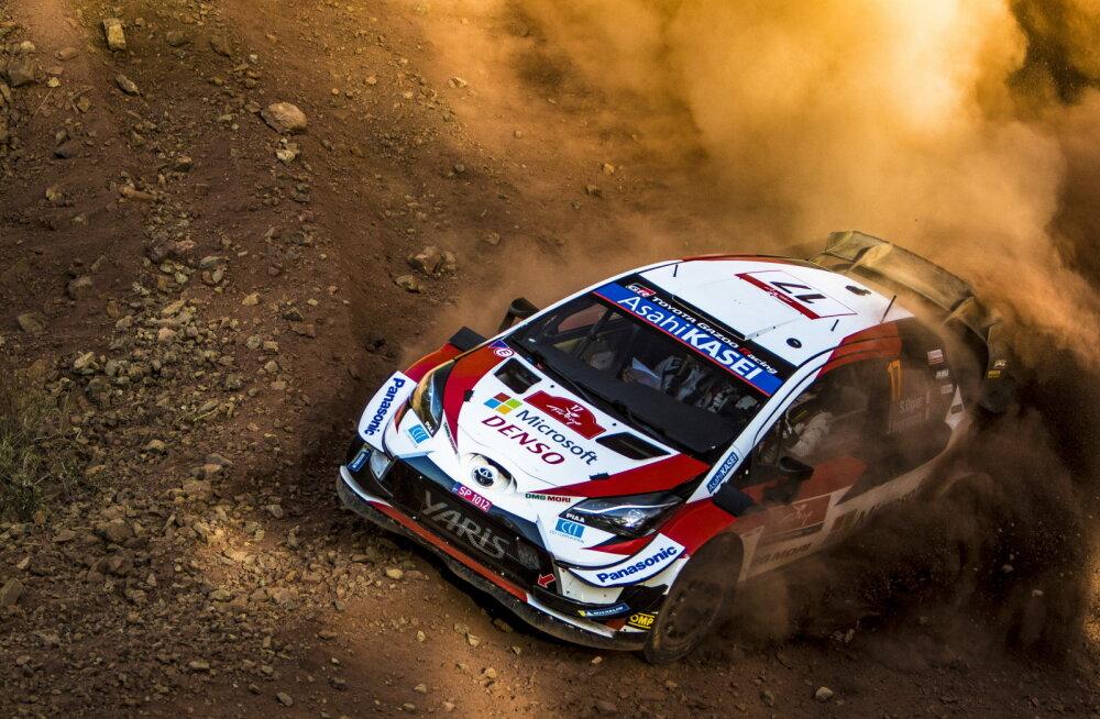 """""""Mootor oli justkui ribadeks!"""" Toyota selgitas, mis juhtus Sebastien Ogier'ga Türgi rallil"""