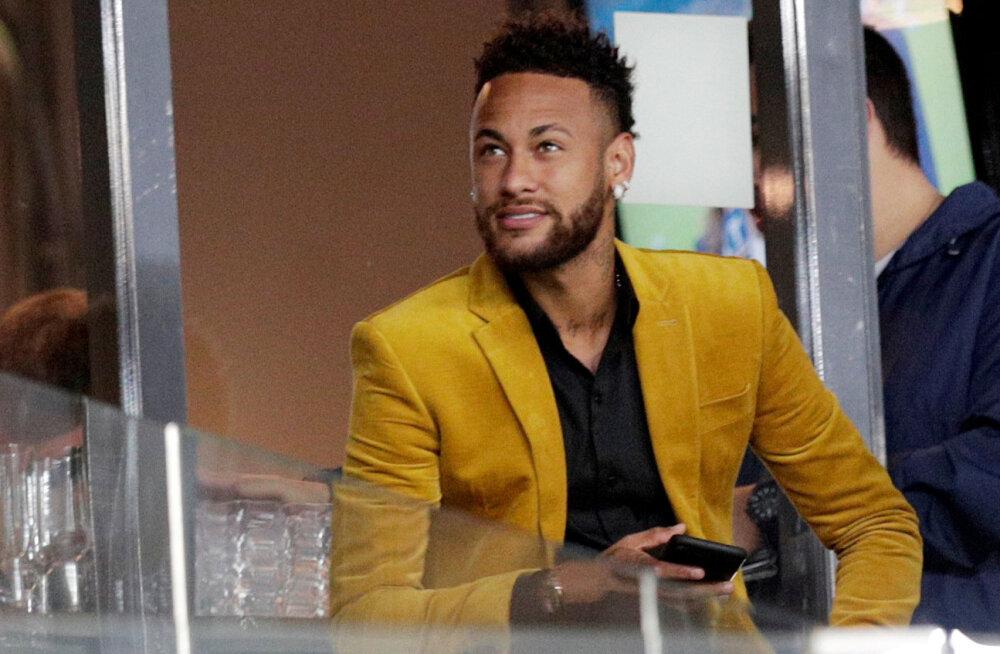 PSG spordidirektor: Neymar võib meie juurest lahkuda