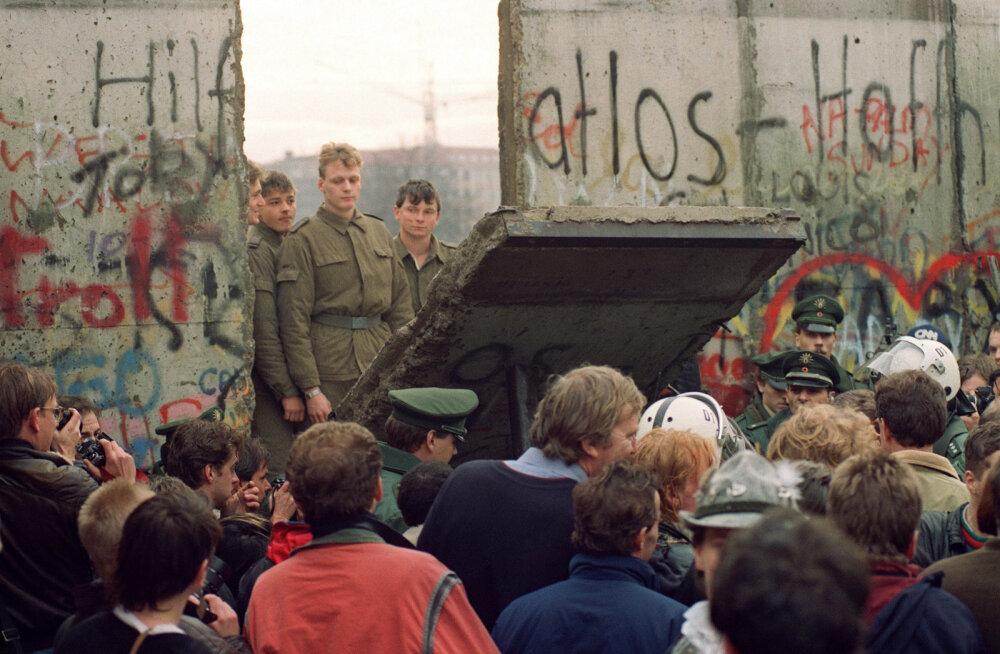Anne Applebaum: eurooplased jäid pärast 1989. aasta triumfi liiga kauaks loorberitele puhkama