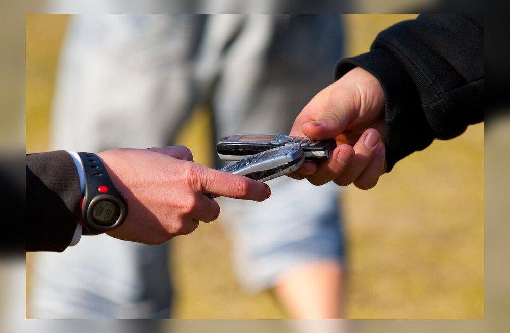 5f21bfe7e69 EMT: üle 50% mobiilse internetiga liitujatest valib 4G Foto: Andres Putting