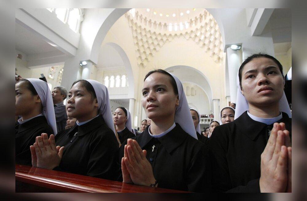 Antibeebipillid on nunnadele elu ja surma küsimus