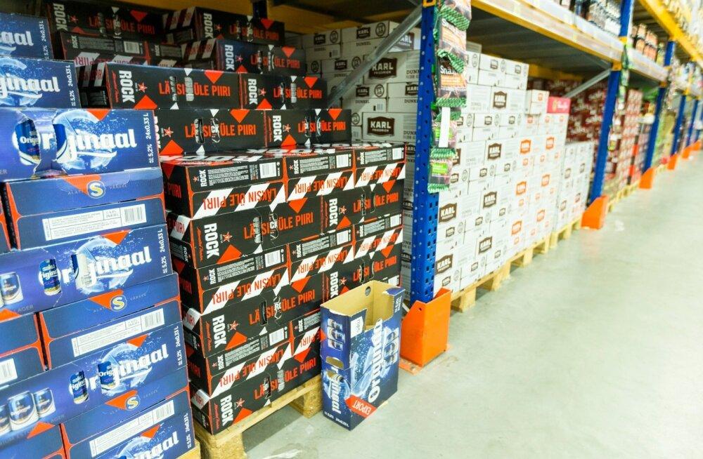 Soomlased väitsid küsitluses, et ei pea Eestist alkoholi kaasatoomist tähtsaks, aga 85% ometi toob