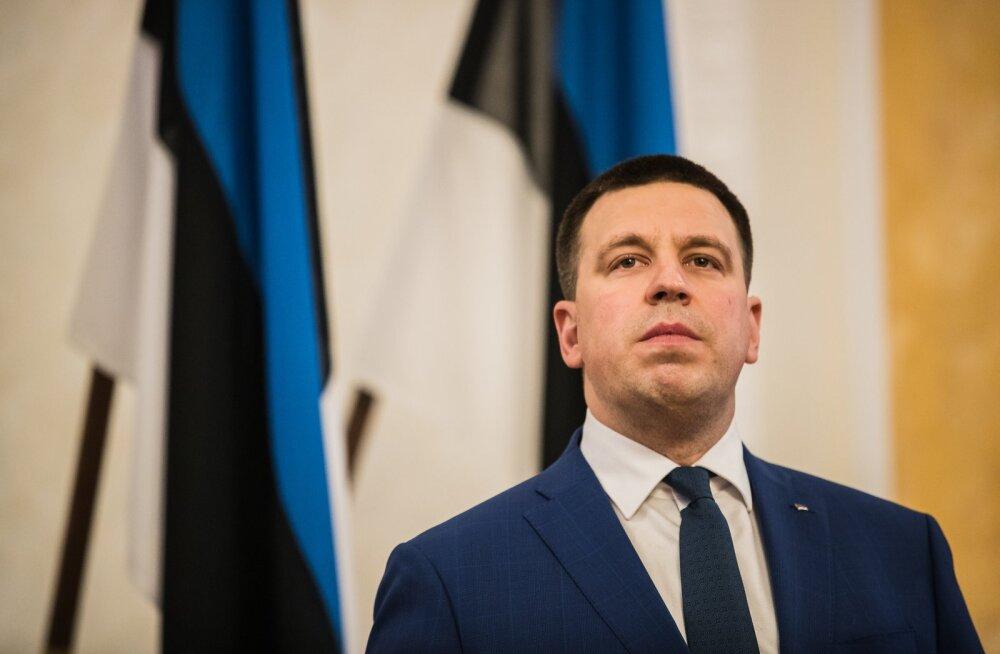 President tunnustas läbi tervise- ja majanduskriisi riiki juhtinud Jüri Ratast