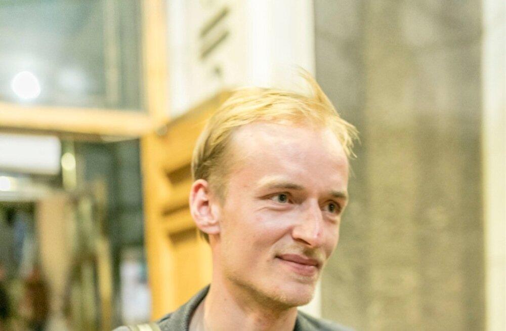 Kaspar Velberg: ootan päeva, mil saan tütrega kalale minna