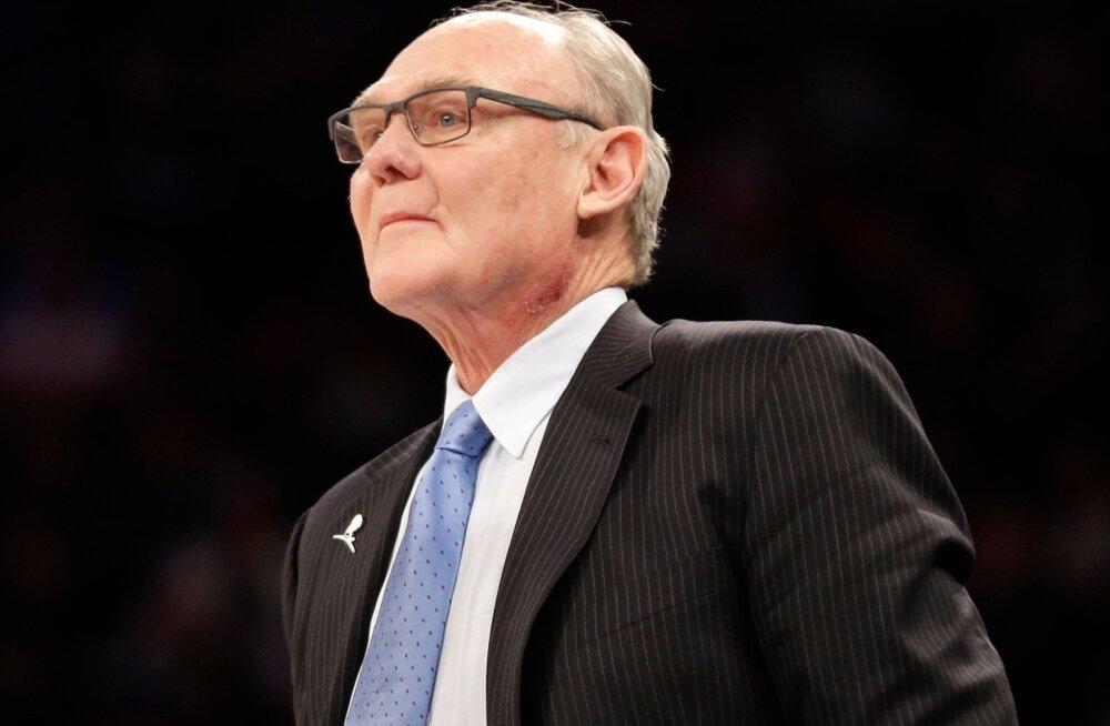 Kings Knicks Basketball